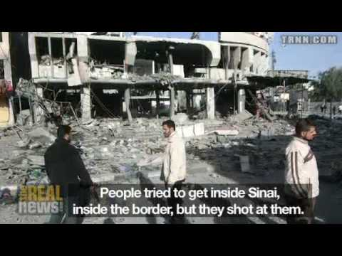 Rafah - report from the ground