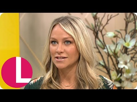 How Exercise Helped Chloe Madeley Overcome Her Anxiety | Lorraine