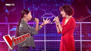 Feihong vs Stefania - Sweet dreams | Confruntari 3 | Vocea Romaniei 2018