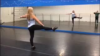 Mrs.Haley Primary Hip-Hop part 3 recital Dance