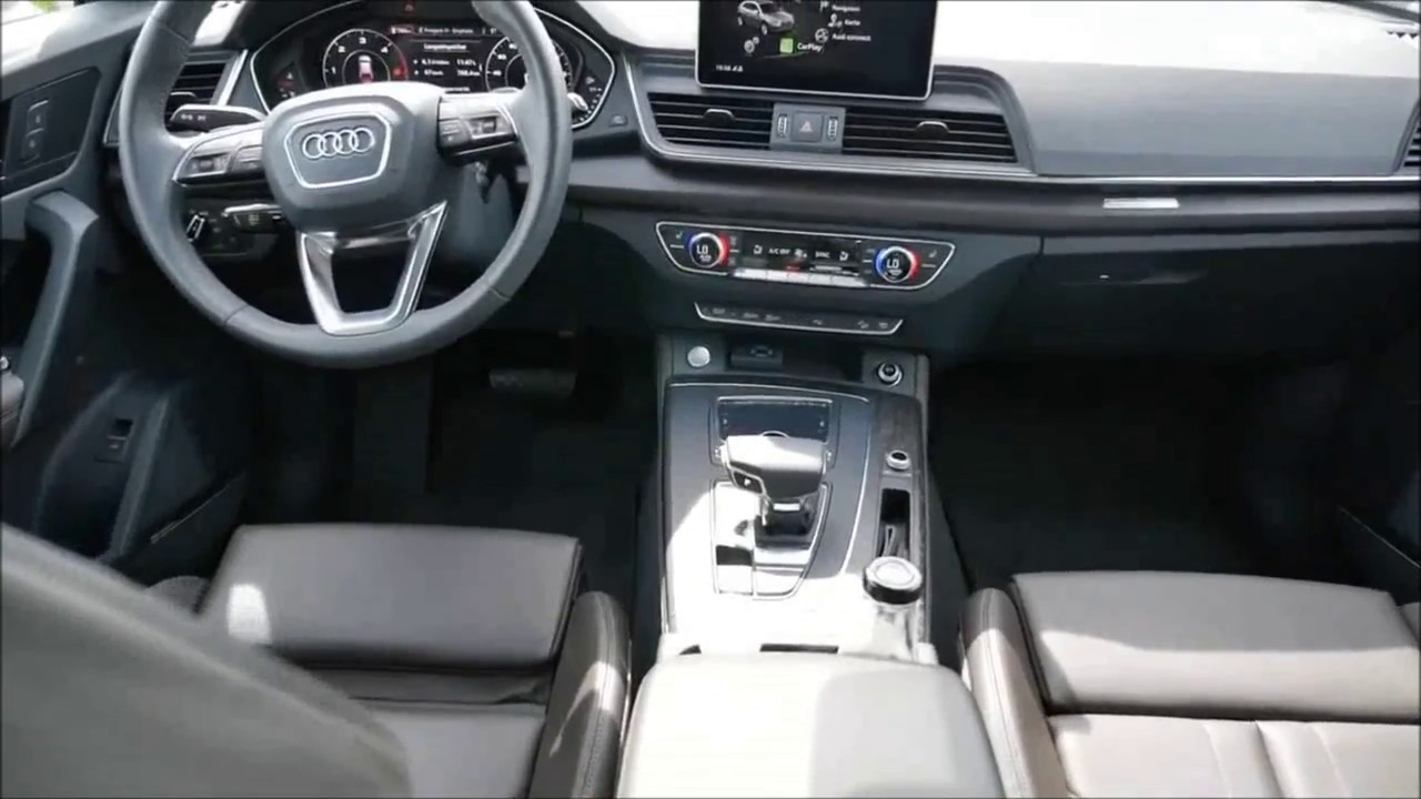 audi q5 2017 int rieur youtube. Black Bedroom Furniture Sets. Home Design Ideas
