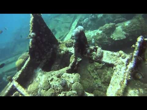 MS Antilla Wreck Aruba Diving with Red Sail Sports. Adventures In Triathlon