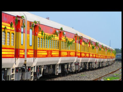 Darbhanga-Jalandhar Antyodaya Express Ready For First Run