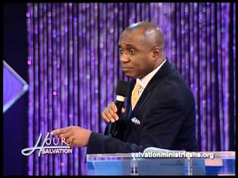 David Ibiyeomie -- Utilizing The Gifts Of The Holy Spirit Part 2