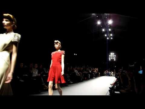 Jenny Packham Fall 2012 RTW Collection New York Fashion Week