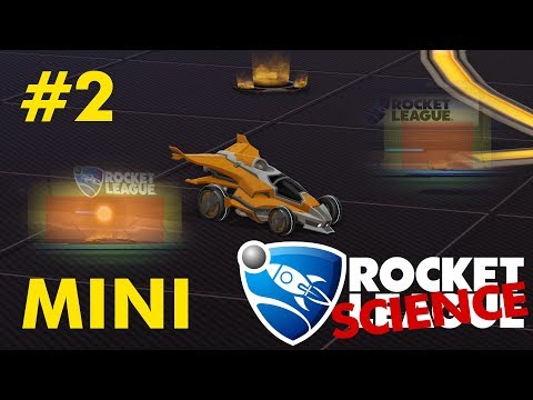 Boostpad Hitboxes - Rocket Science Mini #2