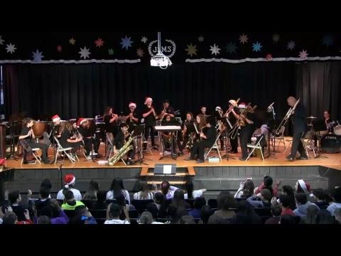 Jonas Salk Middle School Band & Chorus Holiday Concert #4