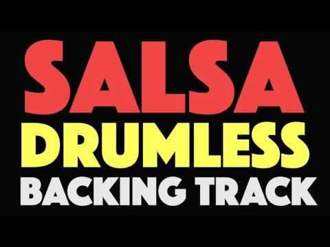 Salsa Drumless Backing Track