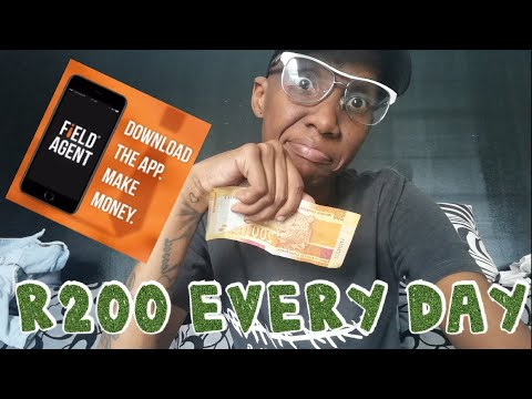 How to make R200 everyday in South Africa from apps