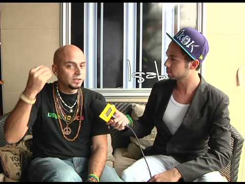 Sie7e Interview - Panama 2011