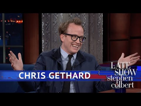 Chris Gethard Got A Negative Score At Yoga