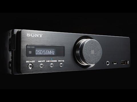 Sony RSX-GS9 Hi-Res Car Stereo Receiver | CES 2016
