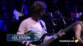Grateful Dead - Meet Up At The Movies 2018: JFK Stadium 7/7/89