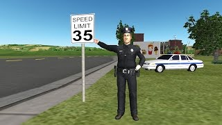 Speed Traps & The Basic Speed Law Under California