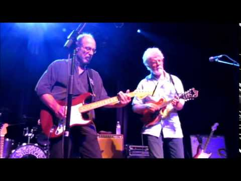 Paul Barrere & Fred Tackett of Little Feat - Two Trains & Rocket In My Pocket 2014
