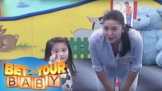 Bet On Your Baby: Baby Dome Challenge with Mommy Katya and Baby Tala