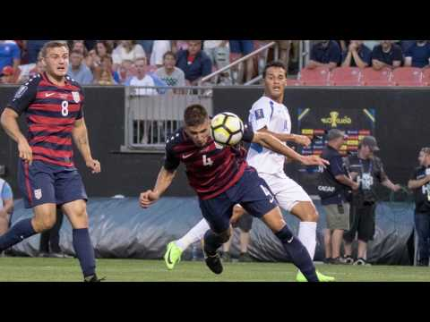 Matt Miazga Scores His First International Goal | Milestones, Presented by Liberty Mutual Insurance
