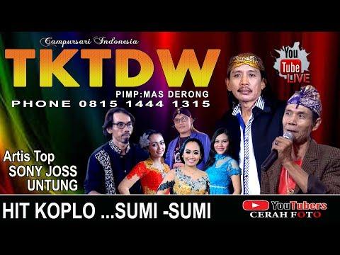 FULL KOPLO TKTDW CAMPURSARI Bersama SONY JOSS Sri Minggat Live Bekasi