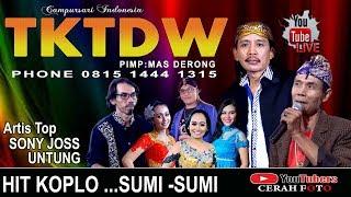 Download FULL KOPLO TKTDW CAMPURSARI Bersama SONY JOSS Sri Minggat Live Bekasi