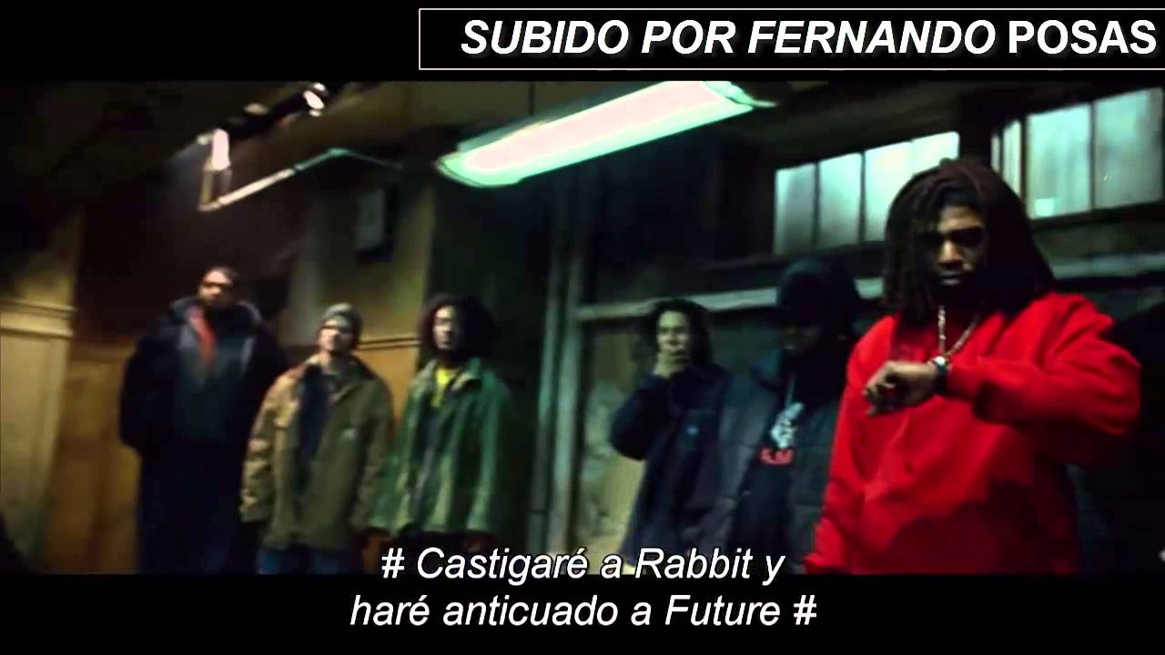 B RABBIT VS LIL TIC SUB ESPAÑOL HD - YouTube