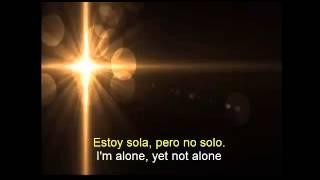 Alone Yet Not Alone -Joni Eareckson Tada (Subtitulado Español)