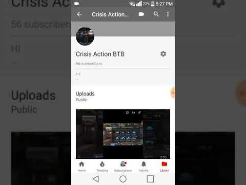 មានរឿងល្អចង់ប្រាប់/ Subscribe Me / Crisis Acton BTB