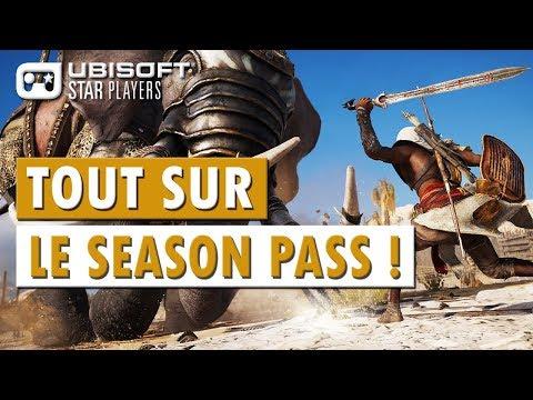 "📺 Assassin's Creed Origins : "" Le Season Pass ! """
