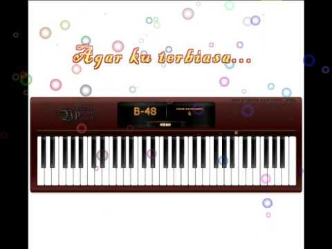 Lyla - bernafas tanpamu (piano cover + lirik)