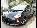 Toyota Aqua Hybrid On Ground Fuel Economy Tested On Pakistani Roads