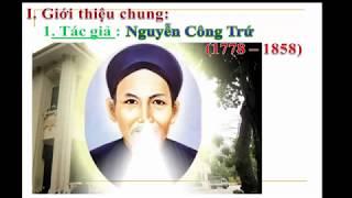 phân tích Bài ca ngất ngưởng -Nguyễn Công Trứ (Nói ngắn gọn 5 phút thôi)