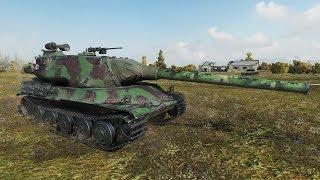 WoT AMX M4 mle 54 11434 DMG - Malinovka