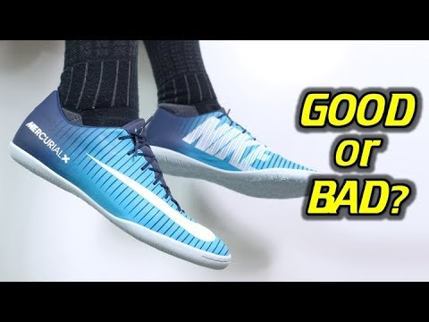IS NIKE S MOST POPULAR INDOOR BAD  - Nike Mercurial X Victory 6 ... abef4f3e40fe