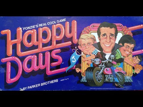 Happy Days - series - comedy - 1974 - trailer