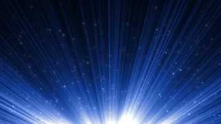Blue Particle Burst - HD Motion Graphics Background Loop thumbnail