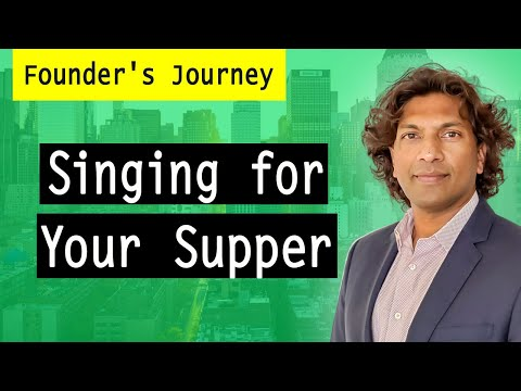 Singing for Your Supper   Hemanth Puttaswamy from Malbek