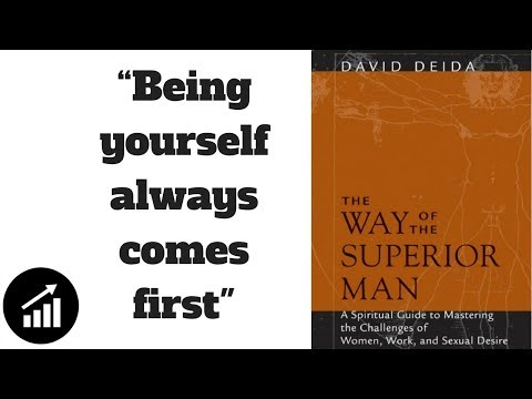 #42 - The Way of the Superior Man - Book review