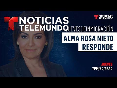 EN VIVO: La abogada de inmigración Alma Rosa contesta tus preguntas