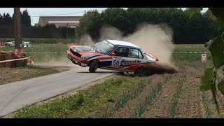 TBR Rallysprint 2017 [+crash, mistakes & show]