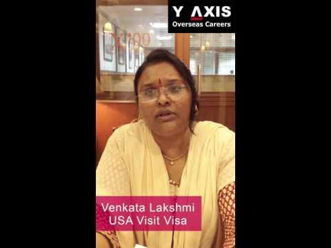 P Venkata Lakshmi VISA Visit Visa for USA,UK,Canada, Austra
