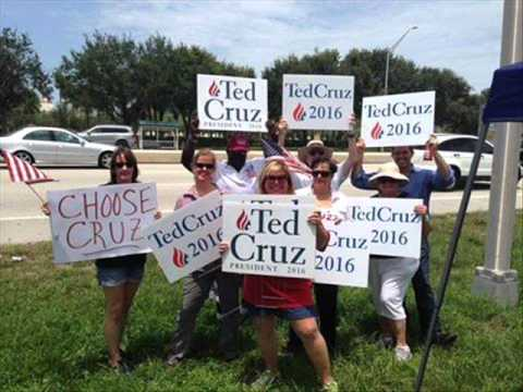 TED CRUZ Presidential Campaign 2016