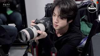 [BANGTAN BOMB] Photographer Jin! - BTS (방탄소년단)