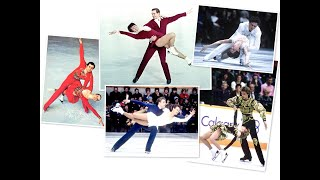 5 советских танцевальных дуэтов чемпионов мира