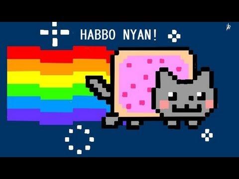 Nyan Cat Stop Non Stop