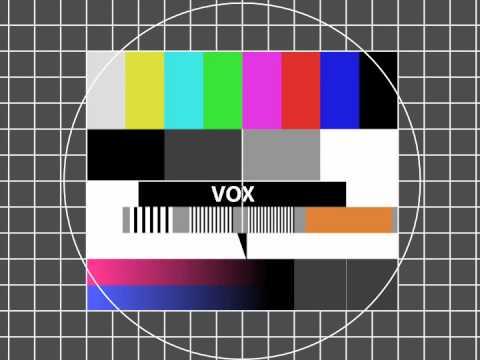 Testcard - VOX (1993)