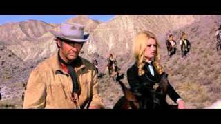 Sean Connery - Shalako -- (Movie Clip) My Spirit Lives Forever.