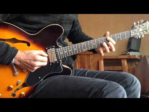 5 Cool Blues Shuffle Riffs - GUITARHABITS