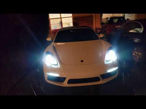 Porsche 718, Most fun subcompact car!