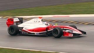 2014 Formula Renault 3.5 Pure Sound