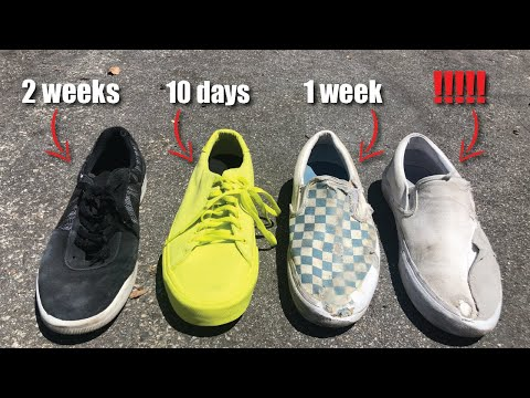 The Longest Lasting Skate Shoe