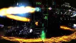 RESOGUN Defenders - Protector Challenge - Super Boost Only